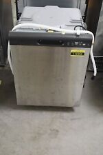 """Ge Gdf535Psrss 24"""" Stainless Steel Full Console Dishwasher #112492"""