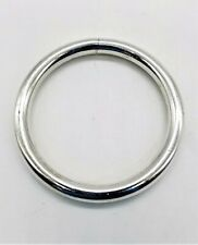 925 Mexico Sterling Silver Bangle Bracelet LB812