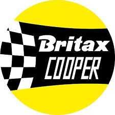 Motorsport Classic Sponsor Exterior Vinyl Stickers Cooper Rally Car Decals