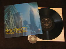 LP New York City Hans Koller The Big Band Germany 1979 | M-
