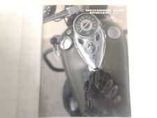 Harley Davidson Motorcycle Motorclothes Accessories Sales Catalog 2000 bk67