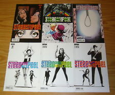 Steed and Mrs. Peel #1-6 FN/VF/NM complete series - grant morrison  the avengers