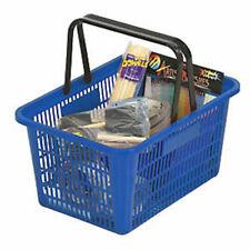 Blue Shopping Basket