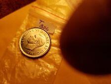 Canada 1941 Mint Grade 25 Cent Rare Silver Coin ID#T324.