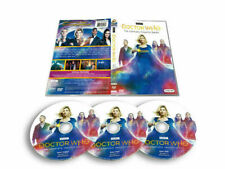 Doctor Who Season 12 ( Dvd 3 Disc)Free Shipping! Brand New seal