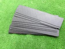 12 X 1MM ABS PLASTIC SHEETS   CRAFTS  MODEL MAKING CARS INJECTION MOULDING