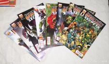 Comic Invasion secreta - Panini Comics: Lote con los numeros 0, 2, 3, 4, 5, 6 y