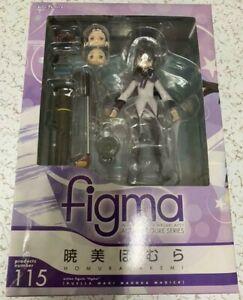 Puella Magi Madoka Magica Figma Akemi Homura Figure Max Factory 115 Good Smile