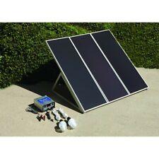 Chicago Electric 45 Watt Solar Panel Kit Model 90599 Open box never been used.