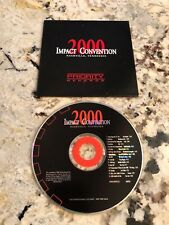 MEGA RARE PRIORITY RECORDS CD IMPACT CONVENTION 2000 NASHVILLE TENNESSEE PROMO