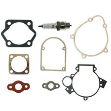 Spark plug & Gasket Kit For 49cc 66cc 80cc 2 Stroke Engine Motorized Bicycle