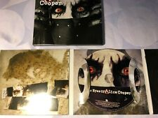 CD : ALICE COOPER / DIGIPACK EDITION !  / THE EYES OF ALICE COOPER /  MINT