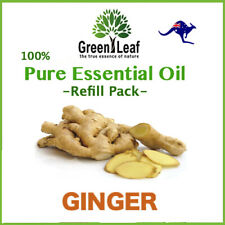 Ginger Essential Oil 100% PURE Natural Oil, Aromatherapy Aroma Oil Refill pack