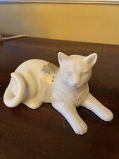 1992 Lenox Cat Figurine Lenox China Jewels Collection