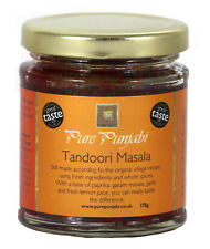 Pure Punjabi Premium QualityTandoori Masala, Family Recipe, BBQ Marinade / Rub