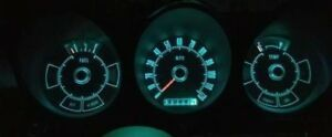 72-79 Ford Torino Ranchero LTD II Cougar Montego Base Gauge Cluster LED Upgrade