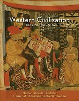 Western Civilization : Beyond Boundaries, Hardcover by Noble, Thomas F. X.; S...