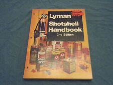 Lyman Shotshell Handbook 2nd edition PB 1976