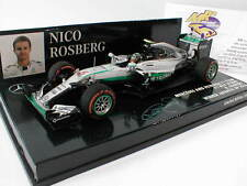 Minichamps 417160506 - Mercedes F1 W07 Hybrid No.6 Japan 2016 Rosberg 1:43