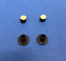 VINTAGE NOS CHASSIS & PLEXI HOOD PROTECTION KIT FOR THORENS TD 320 MODELS