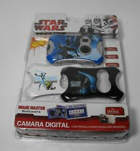 NEW MIP Star Wars Digital Camera with Web Cam & 3 cases.  Image Master Software