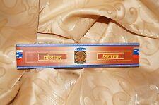 New Satya Nag Champa Ayurveda Line Tibetan Tantra Incense 15g
