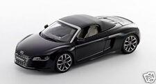 1:18 Kyosho - Audi - R8 Spyder - Phantom Black NEW IN BOX