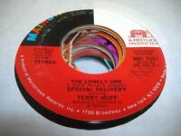 Soul Unplayed NM! 45 TERRY HUFF The Lonely One on Mainstream
