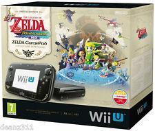 LIMITED EDITION ZELDA WIND WAKER HD Nintendo Wii U 32GB Premium Console PAL NEW!