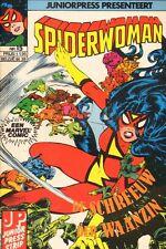 SPIDERWOMAN 15 - DE SCHREEUW DER WAANZIN  (1983)