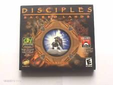 Disciples Sacred Lands NEU New Pc Windows 95/98/2000