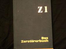 Z 1  Das Zerstörerbuch  -  Egbert Thomer