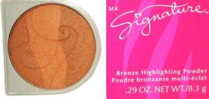 Mary Kay Signature Bronze Highlighting Powder 743200 NEW IN BOX ~ Rare