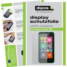 6x dipos Nokia Lumia 530 Film de protection d'écran protecteur antireflet