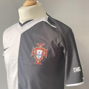 Portugal 2005 Away Special Nike Football Shirt - Size Medium - Ronaldo