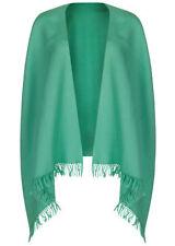Écharpes et châles vert pour femme en 100% laine