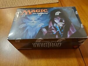MTG Shadows Over Innistrad Sealed booster box English