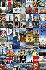 London : Collage - Maxi Poster 61cm x 91.5cm (new & sealed)