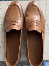 Edward Green 'Duke' Penny Loafer Redwood Tan 9/9.5 E, with EG Shoe Trees $1400