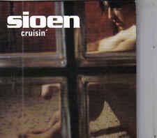 Sioen-Cruisin cd maxi single incl video 4 tracks cardsleeve