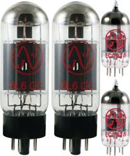 Tube Set - for Fender Deluxe VM Combo JJ Electronics APEX Matched Power Tubes