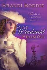 Windswept Promise-Brandi Boddie(2014,Paperback)Bk 2-BridesofAssurance,NicePrice