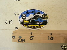 STICKER,DECAL GRAND PRIX ZANDVOORT FORMULA ONE, F1 E