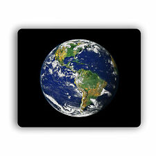 Computer Mouse Pad Solar System Earth in Space