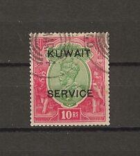 KUWAIT 192 SG O13 USED Cat £425 .
