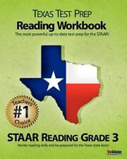 Texas Test Prep Reading Workbook, STAAR Reading Grade 3: Aligned to the 2011-201