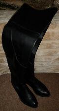 New Look Women's Low Heel (0.5-1.5 in.) Knee High Boots Shoes