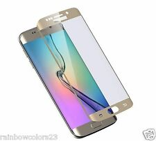 3D Full Curved Cover Screen Protector For Samsung Galaxy S6 Edge Plus