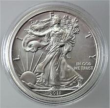 #6864 - 1 oz - 2011 -  Silver Eagle - Burnished