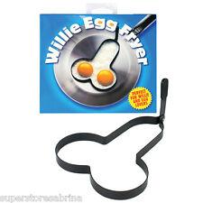 Grosero con forma de huevo Freidora Willie he20653 Erótica De Alimentos